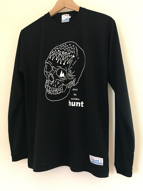 hs-18 ACTIVE 『CLOWN』 LONG SLEEVE ・ブラック