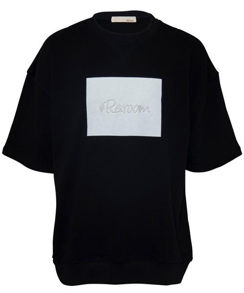 BOX 3D LOGO SWEAT BIG T-shirt[REC266]