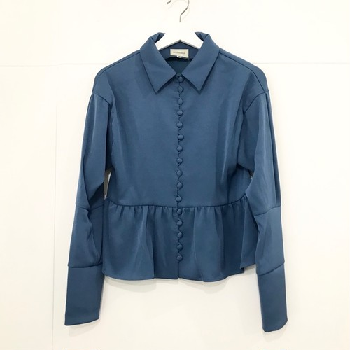 EAUSEENON Blouse blue