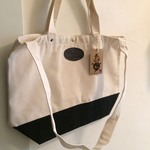2Way Hand Paint  Switching Tote Bag (C~F)