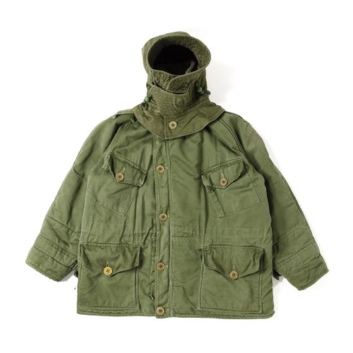 British military middle parka