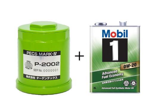 PECS MARK-Ⅳ P-2002+Mobil 1™ 0W-20 4ℓ