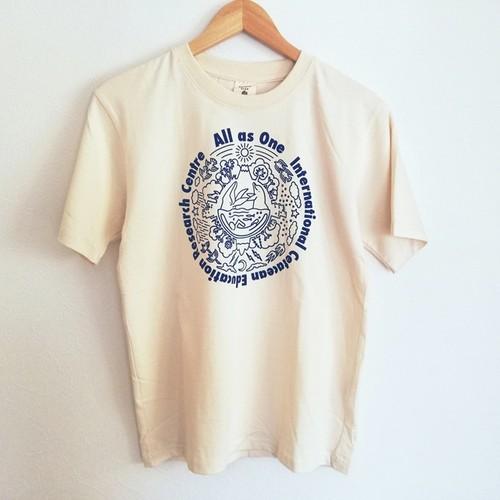 オーガニックコットンTシャツ[All as One]
