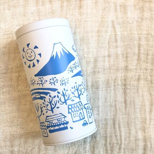 punto a puntoデザイン お茶缶 大