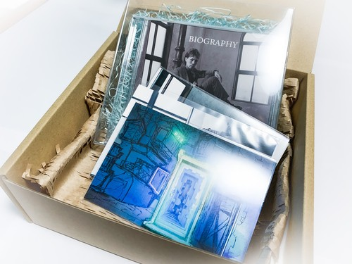 Biography RAY 【自主制作CD box】