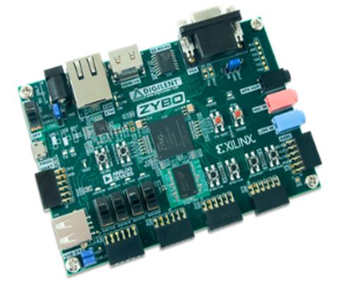 ZYBO   ZYNQ7000開発ボード ARMとFPGAの融合デバイス評価用ボード 型番:410-279