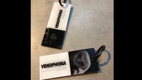 【collaboration】 VIDEO PHOBIA   Key ring