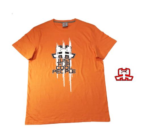【JTB】NEW JUST LOGO Tシャツ【オレンジ】イタリアンウェア【送料無料】《M&W》