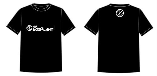 Logo Tシャツ Black