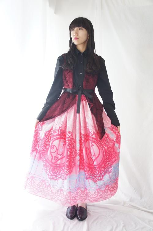 ロリータスカート