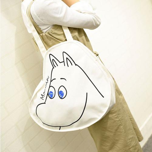 【バッグ】新作ファッションシンプルカートゥーン大容量ショルダーバッグ