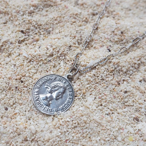 Coin Pendant-top《SILVER925》