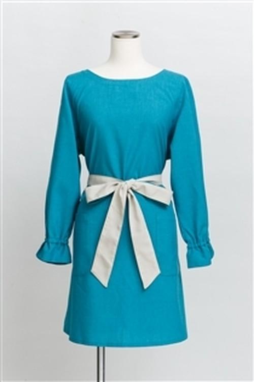 SEIREN-ROUGH SIZE-/turquoise(TT1914-42)