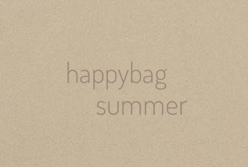 HAPPYBAG summer boy