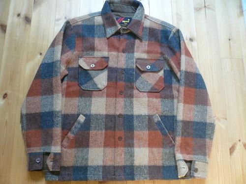 USビンテージ SEARS ウールシャツジャケット CPO