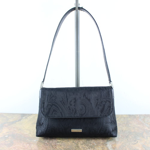 .ETRO PAISLEY PATTERNED NYLON SEMI SHOULDER BAG MADE IN ITALY/エトロペイズリー柄ナイロンセミショルダーバッグ2000000050843