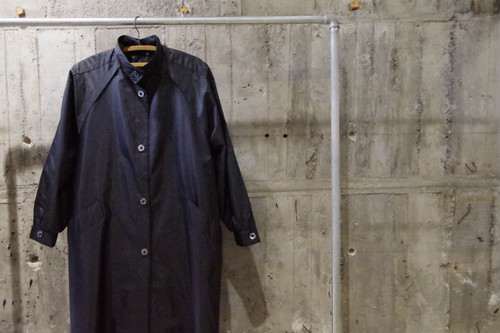 Design long stand coat(USED)