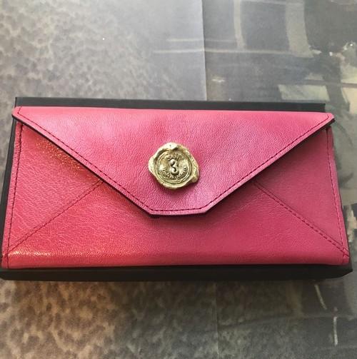 サン・ヒデアキ・ミハラ 長財布