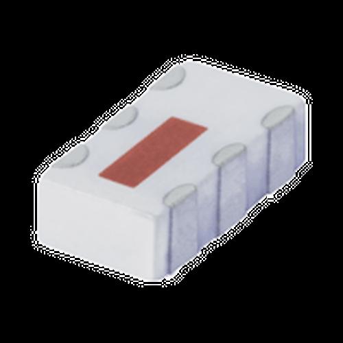 QCN-27D+, Mini-Circuits(ミニサーキット) |  LTCC Power Splitter (スプリッタ・コンバイナ), 1700 - 2700 MHz, 分配数: 2 Way-90°