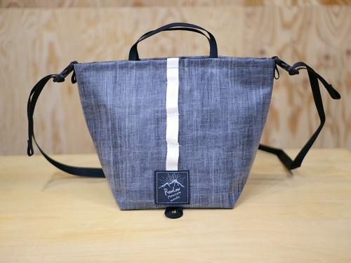 RAWLOW MOUNTAIN WORKS / TABITIBI TOTE(BLACK HEATHER EDITION)