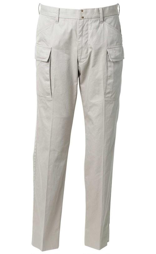 【HAND ROOM / ハンドルーム】8061-1405  6 Pocket Pants  #22 BEIGE
