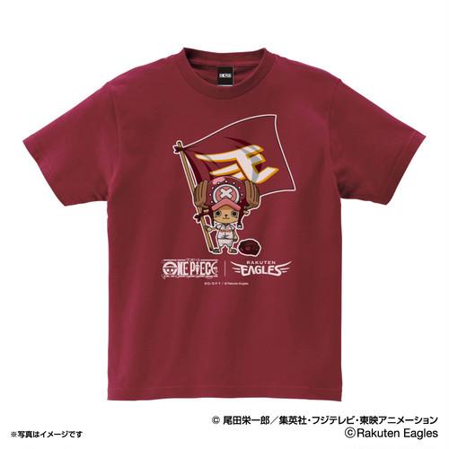 ワンピース×楽天イーグルス Tシャツ (大人用)