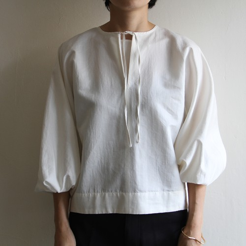 TENNE HANDCRAFTED MODERN【 womens 】volume sleeve pullover