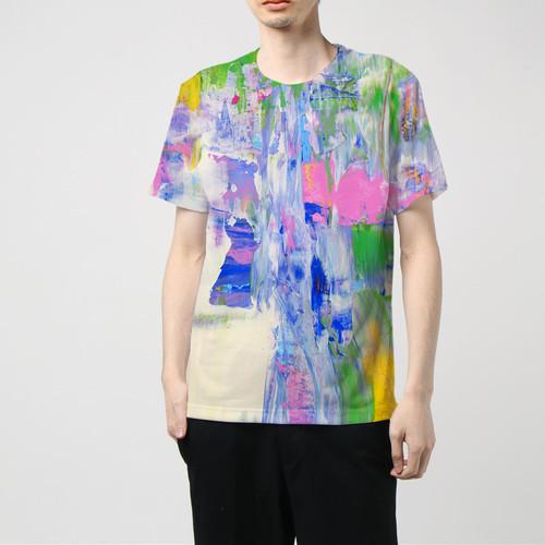 neuronoa アートTシャツ(フルプリント)