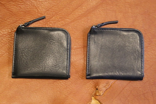 SANDINISTA / Superior Leather Compact Wallet