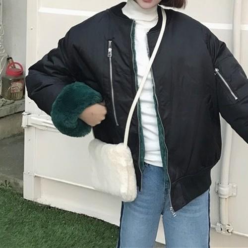 ♡reversible loose volume jacket 3399