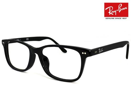 レイバン 眼鏡 メガネ RB5306d 2000 Ray-Ban RX5306d ジャパンフィット メンズ レディース 黒縁