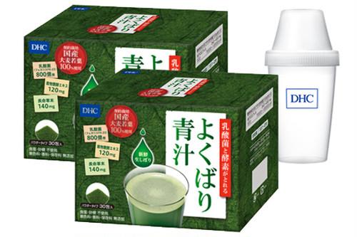 C130 乳酸菌と酵素がとれるよくばり青汁セット