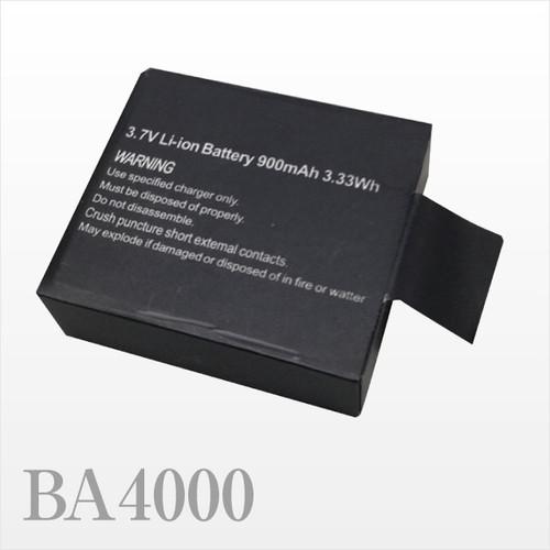 スポーツカメラ SJ4000用バッテリー BA-4000