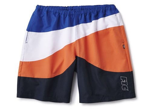 FTC(エフティーシー) / CURVE BEACH SHORTS -BLUE-