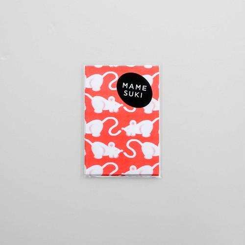 【NEW】ポチ袋[紅白ネズミ]