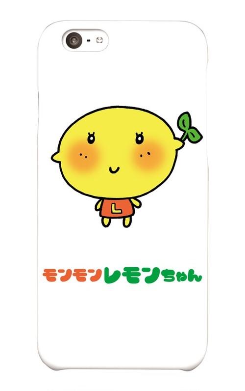 スマホケース レモンちゃん(iPhone6 / 6s用)