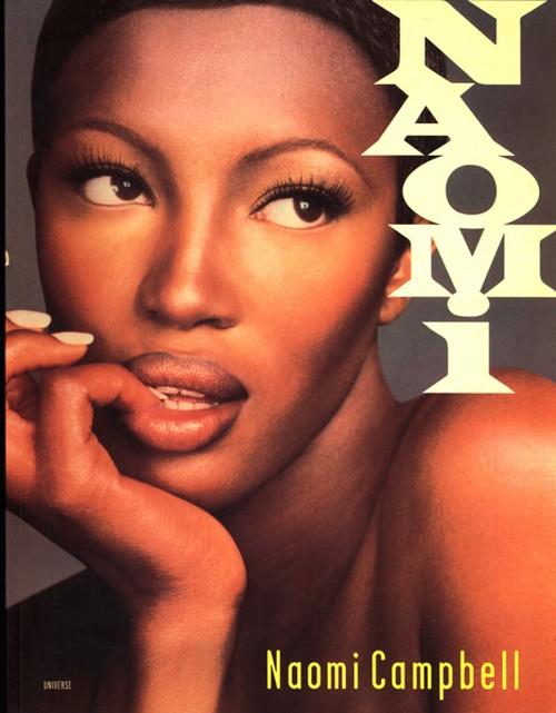 Naomi / Naomi Campbell ナオミ・キャンベル写真集