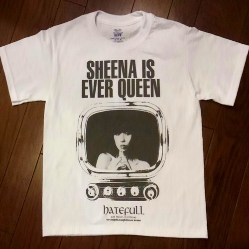 SHEENA IS EVER QUEEN