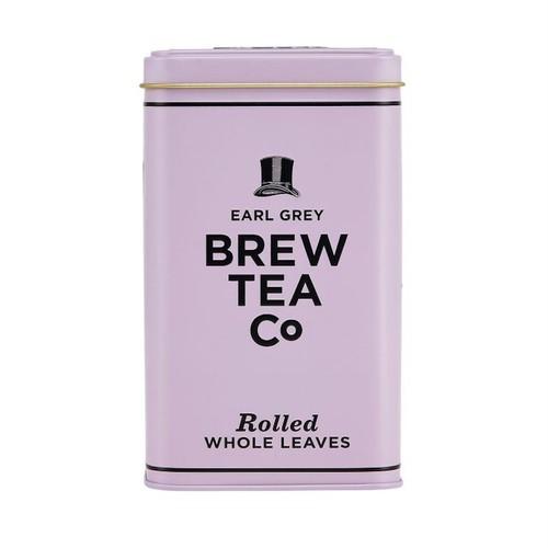 BREW TEA Co. ブリューティーカンパニー leaf tea 茶葉 150g 缶入り Earl Grey アールグレイ