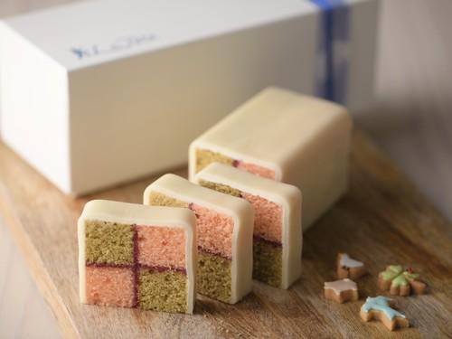 バッテンバーグケーキ(イギリス)【箱入り】