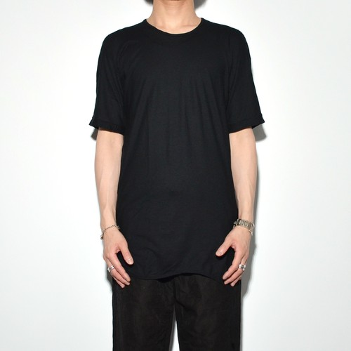 Dolman sleeve T 〈Black〉