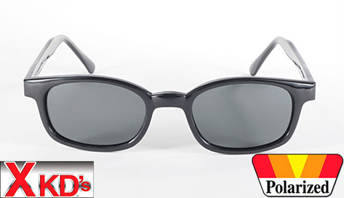 X KD's biker shade  -Polarized Grey #KD1019