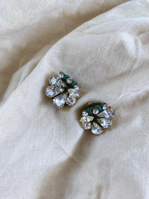 COHAKU   bijou embroidery  earring