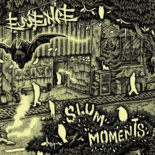 ESSENCE / SLUM MOMENTS (CD) BTR-039