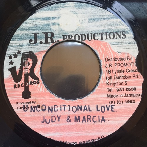 Marcia & Judy ‎– Unconditional Love