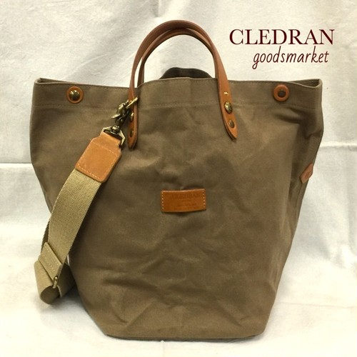 CL1085 VARIE 2WAY ヴァリエ TOTE CLEDRAN クレドラン