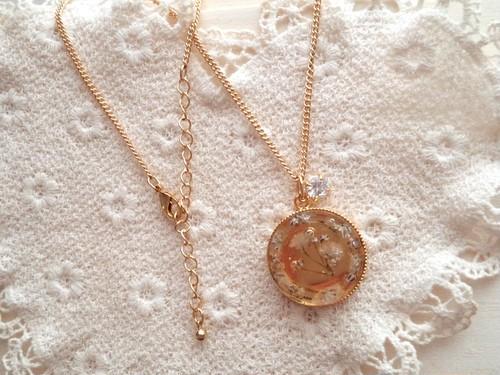かすみそう*necklace*