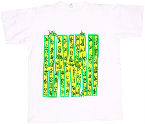 【M】 90s ゲッコーセックスTシャツ