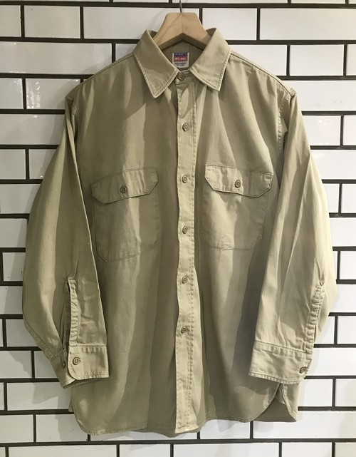 Vintage PENNEY'S BIG MAC Work Shirts マチ付き