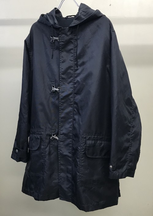 1990s BANANA REPUBLIC NYLON HOODED JACKET
